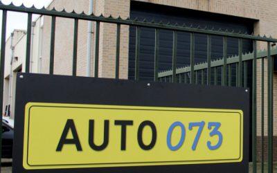 Vijfjarig bestaan van Auto073